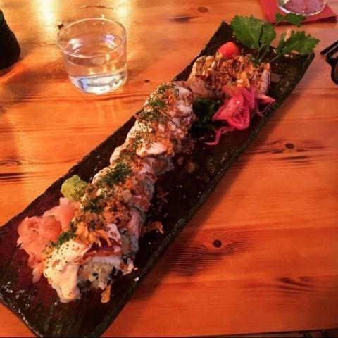Bild från MGL Sushi Annedal av Eva Evis S.