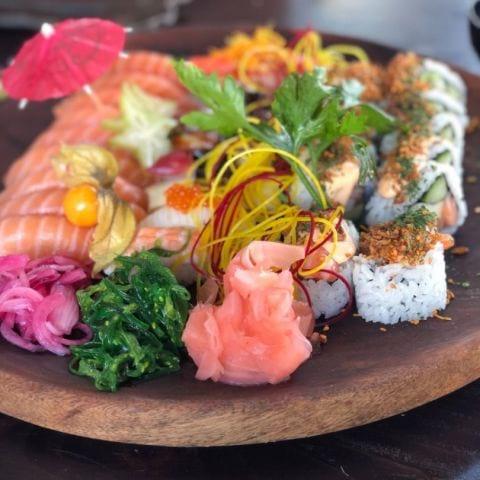 Bild från MGL Sushi Annedal av Mythu L.