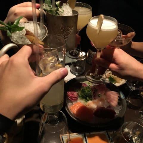 Drinks – Bild från Miss Voon av Adam L.