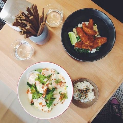 Lunch – Photo from Misshumasshu by Agnes L.