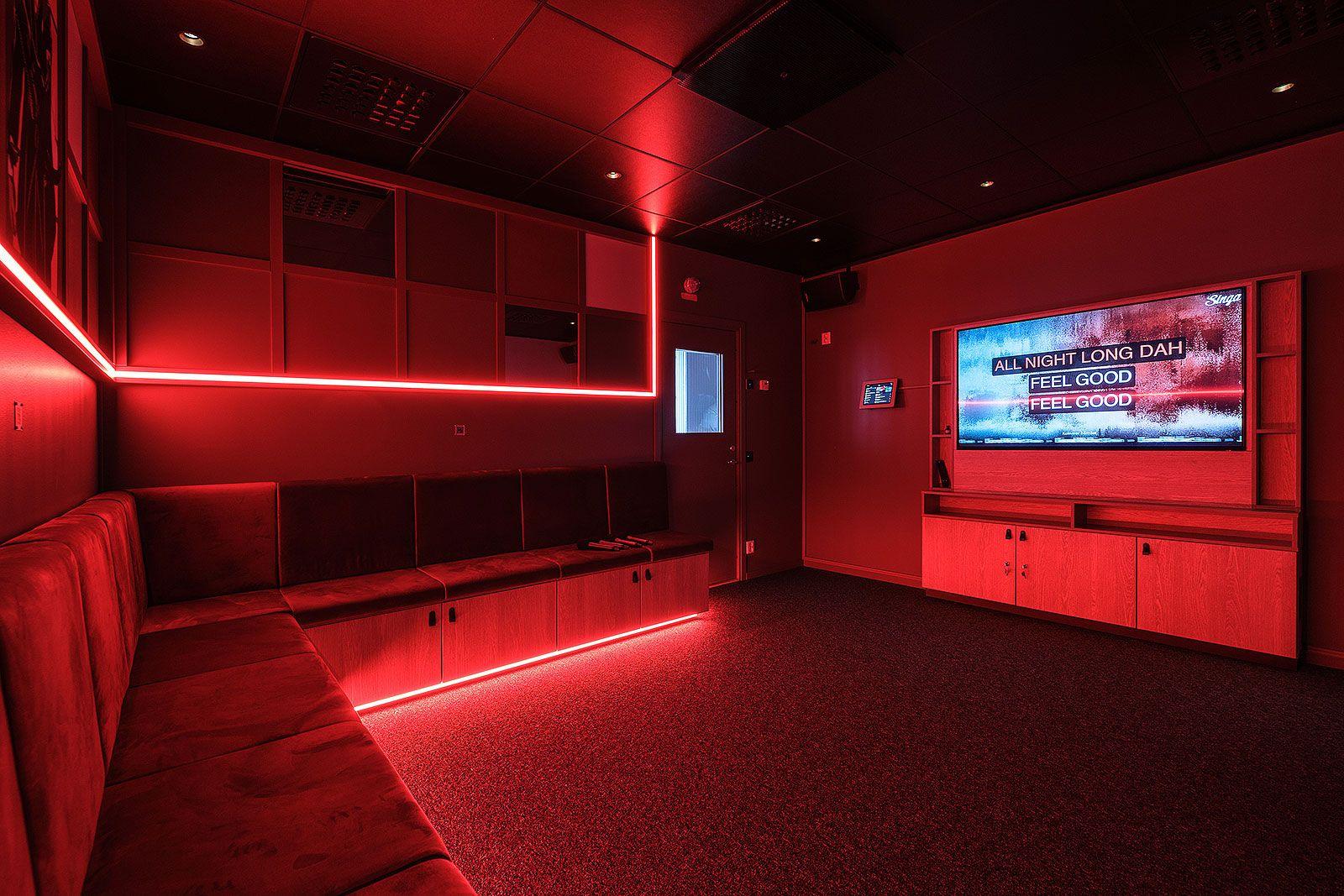 karaoke stockholm eget rum