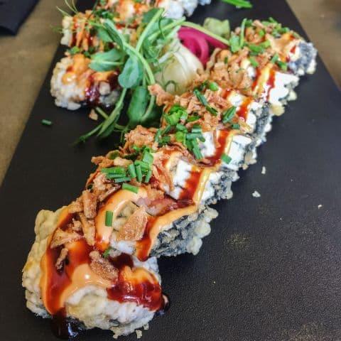 Spicy tuna – Bild från Mogge Sushi av Fredrik J.