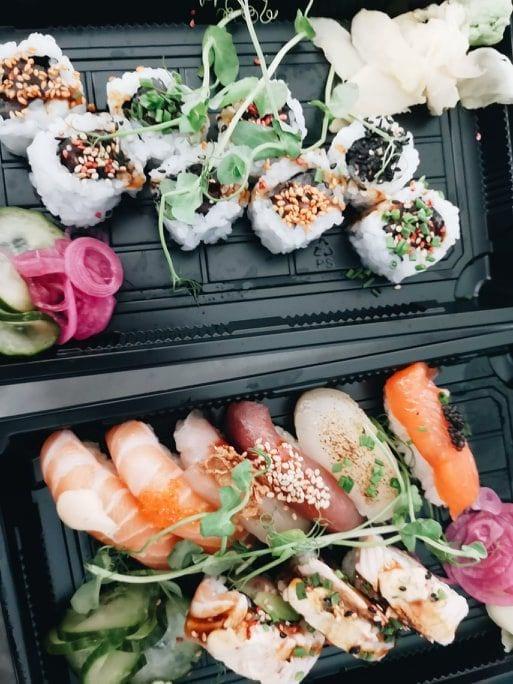 mogge sushi gamla stan meny