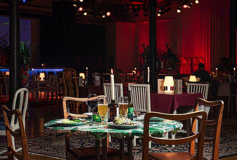 Münchenbryggeriet Beer Garden
