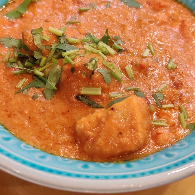 Malai chicken – Bild från Mughal Empire av Shahzad A.
