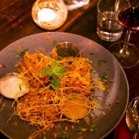 Jali Kabab – Bild från Muskot Kök & Bar av Risul A.