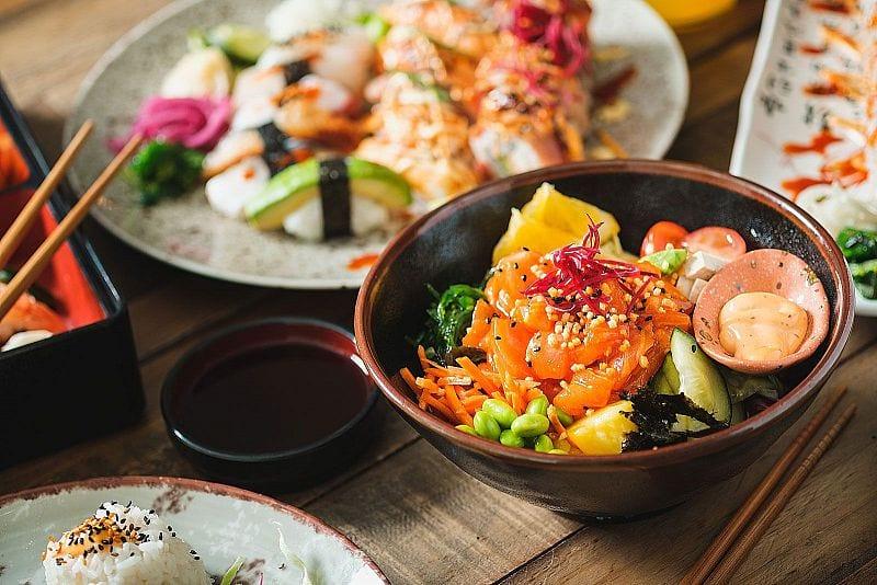 Nara-De Sushi Gamla stan
