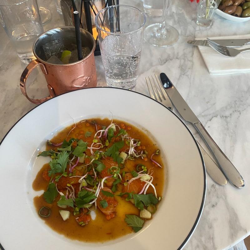 Sashimi – Bild från Nämdö Bistro & Champagnebar av Adam L.