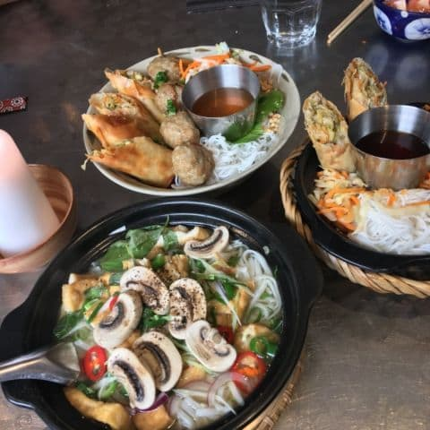 Lunch – Photo from Nam Do by Agnes L.