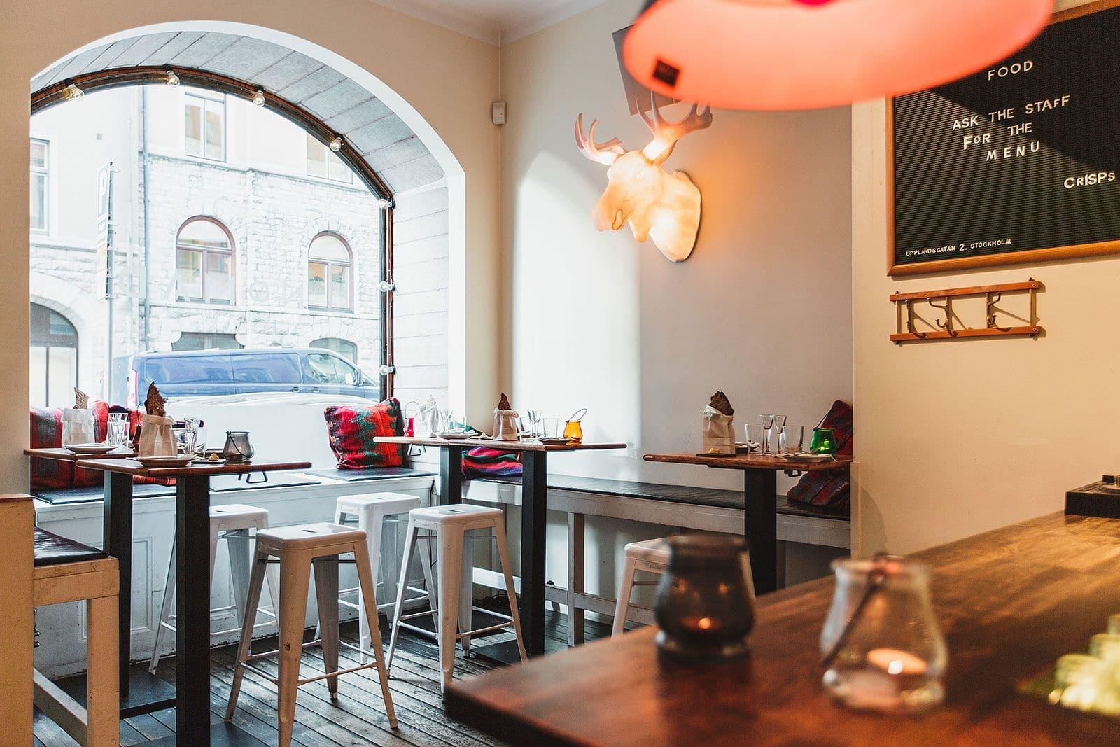 nomad swedish food bar bar norrmalm city vasastan stockholm thatsup. Black Bedroom Furniture Sets. Home Design Ideas