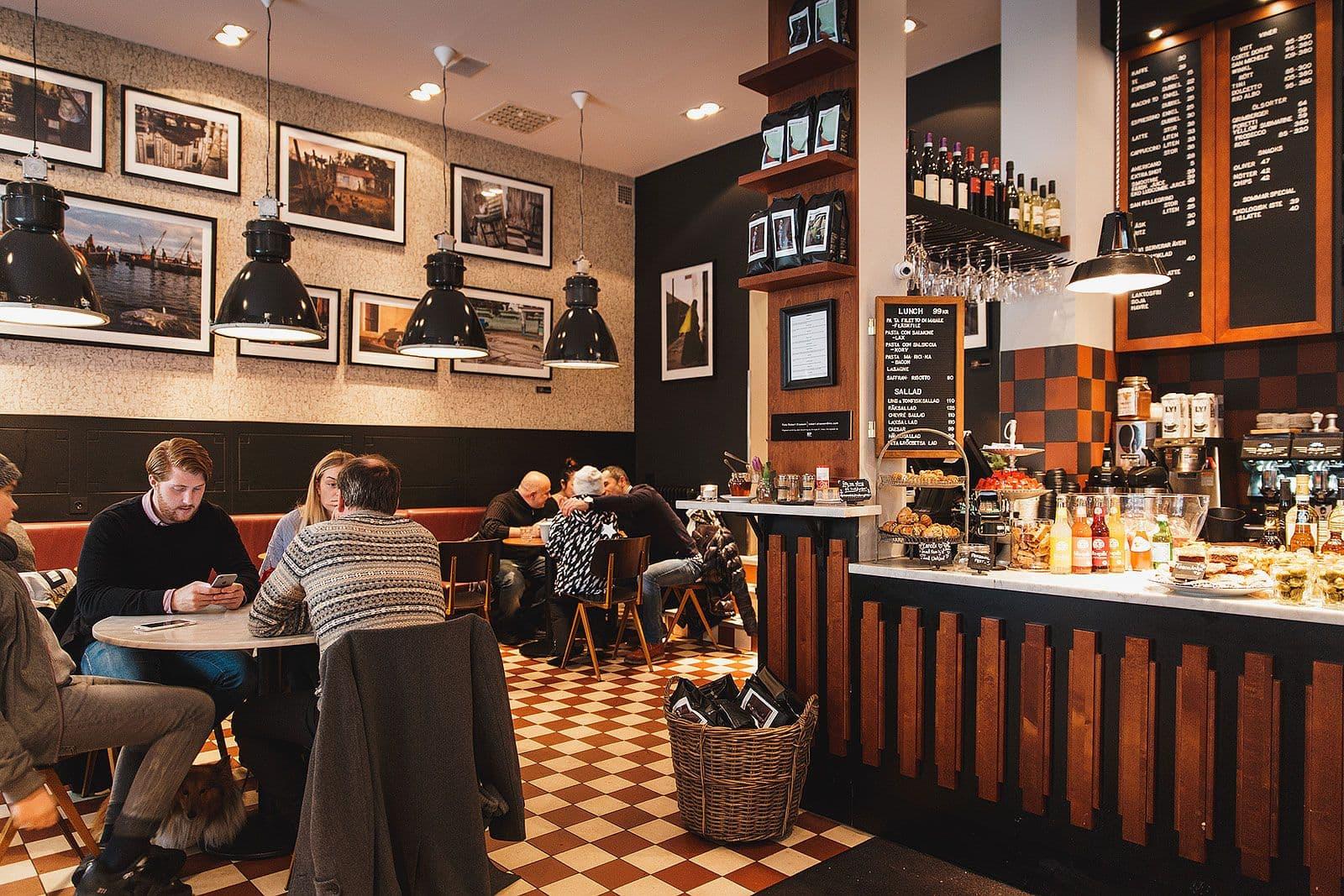 Sveriges coolaste bar