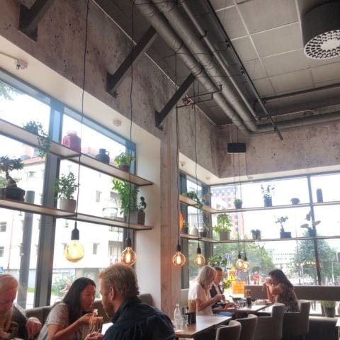 Photo from Nonni Sushi Sundbyberg by Mythu L.
