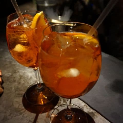 Aperol – Photo from Nosh and Chow by Lisa S.