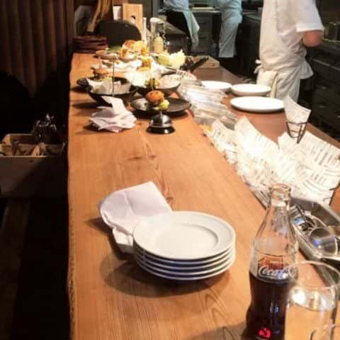 Chefs table – Bild från Nytorget 6 av David F.