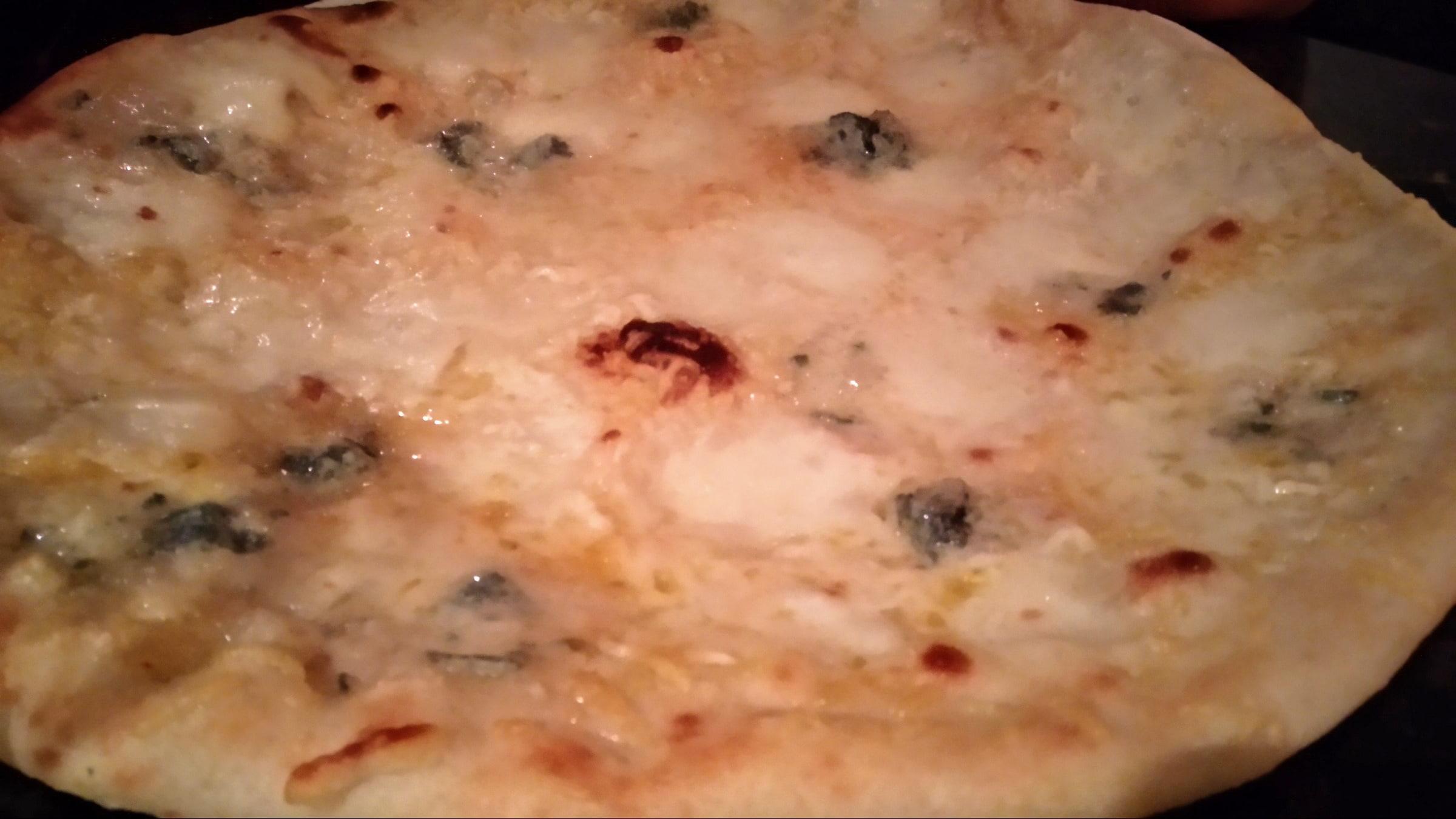 4 formaggi pizza – Photo from Olivia by Katarina D.