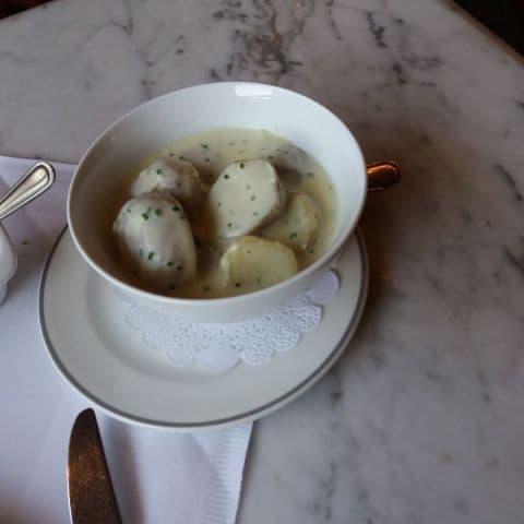 Stuvad potatis – Photo from Operabaren by Clemens N.