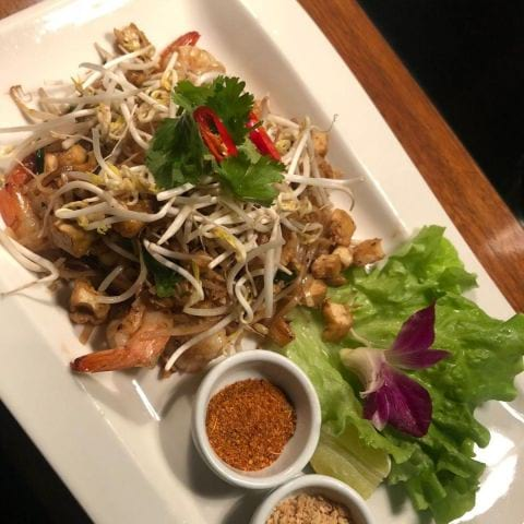 Photo from Orkidé Thai Restaurang by Charlotte A.