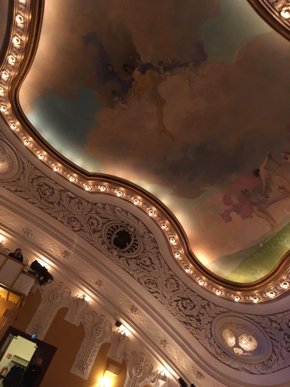 Bild från Oscarsteatern av Mimmi S.