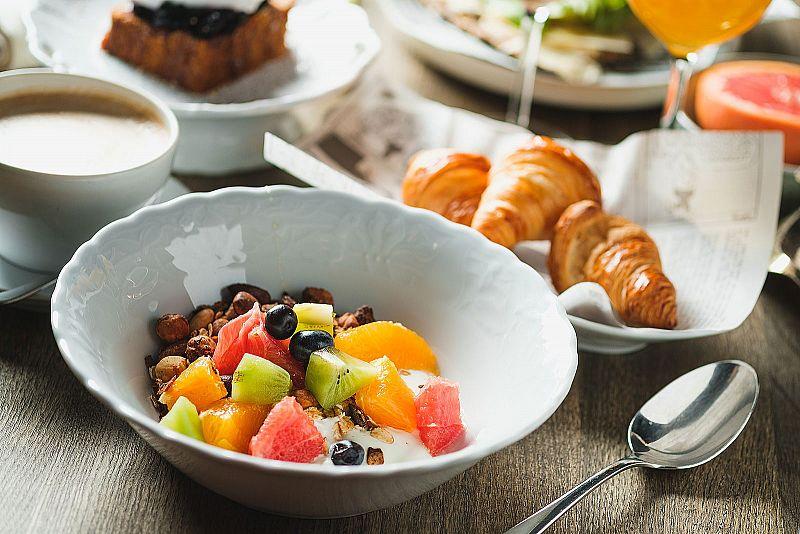 Frukost · Paraden Kvarterskrog & Barservering