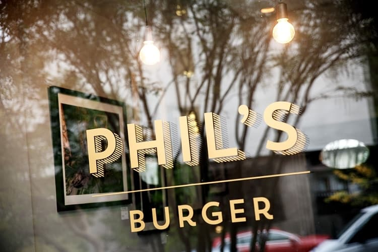 Phil's Burger Gärdet