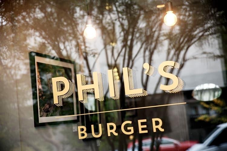 Phil's Burger Gärdet