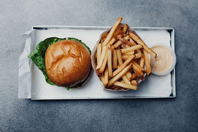 Phil's Burger Kungsholmen