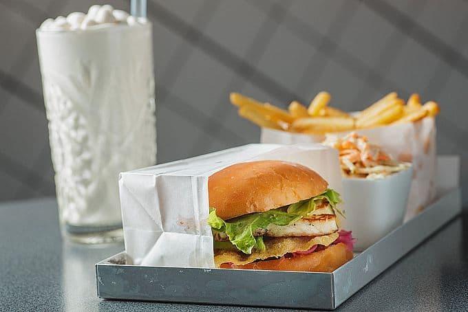 Phil's Burger Sundbyberg