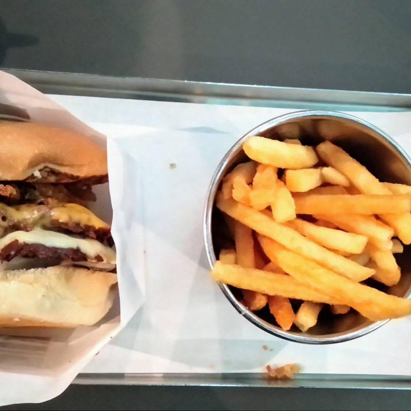 Guldburgaren – Photo from Phil's Burger Götgatan by Katarina D.