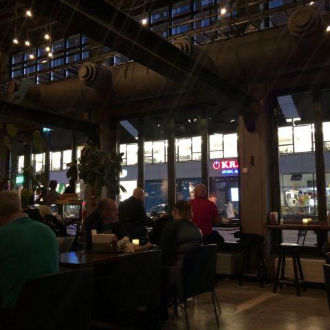 Bild från Phil's Burger Sundbyberg av Ida B.