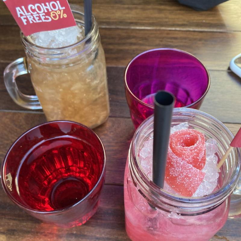 Mocktails – Bild från Pinchos Sundbyberg av Jessica K.
