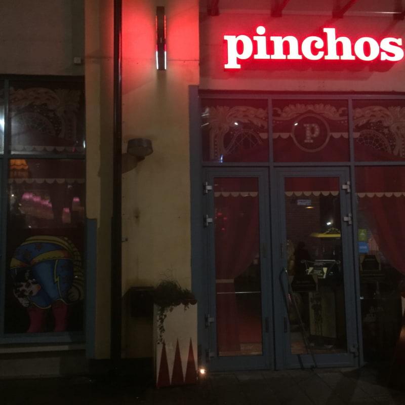 Bild från Pinchos Fridhemsplan av Peter B.