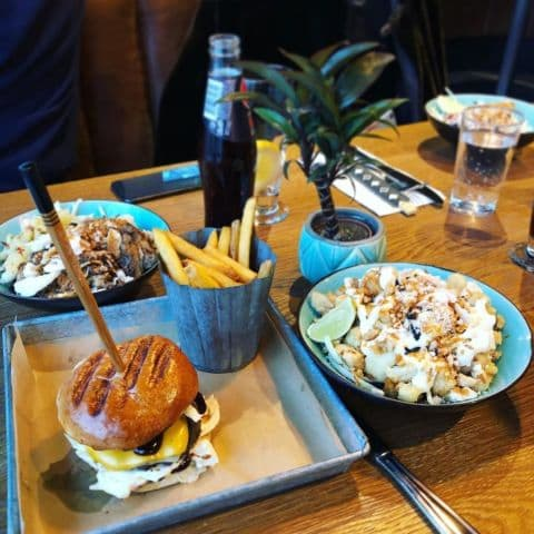Photo from Poké Burger Alvik by Adam L.