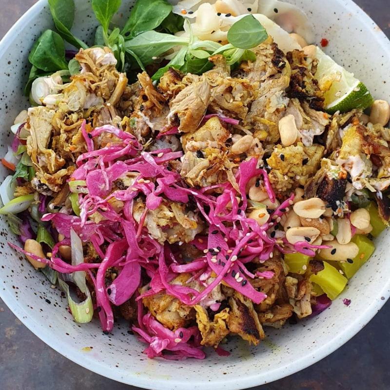 Bild från Poké Burger Norr Mälarstrand av Christine H.