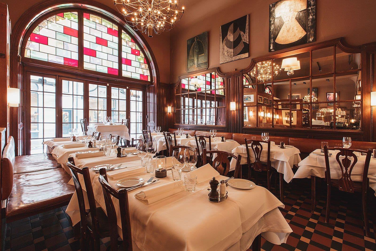 parisienne restaurang linköping