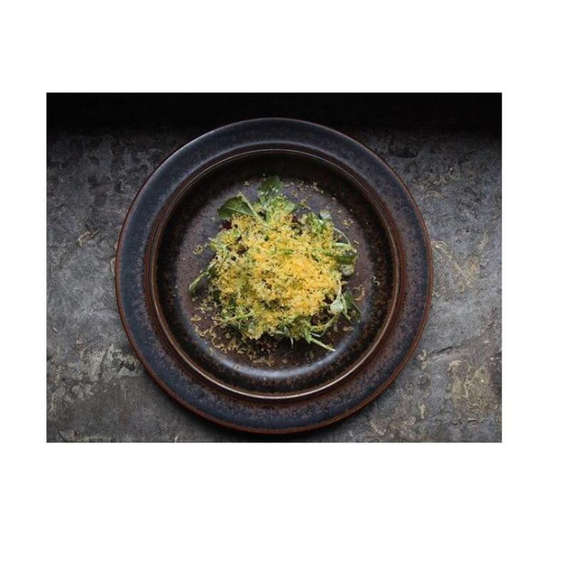 Rödbeta med rökt äggula & kärnmjölk – Bild från Prospero Restaurant av Hanna W.