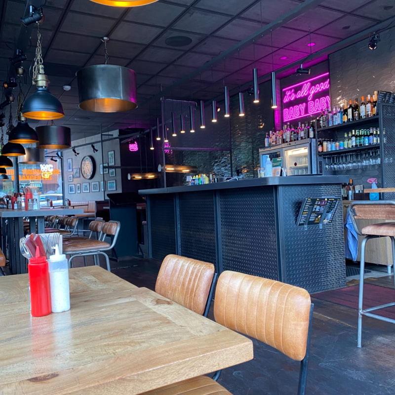 Bild från Prime Burger Company Sjöstaden av Peter B.