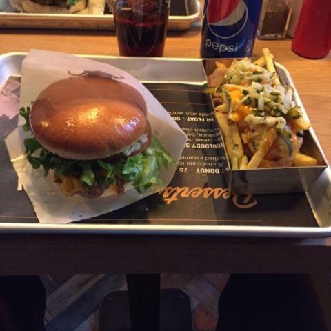 Bild från Prime Burger Company Karlbergsvägen av Peter B.