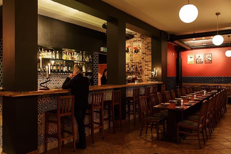 Puerta del sol restaurang vasastan stockholm thatsup for Puerta 7 foro sol