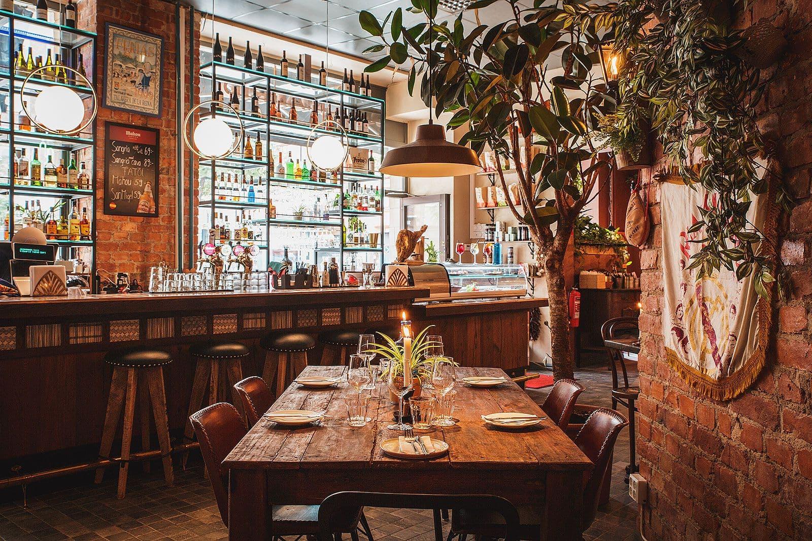 spanska restauranger stockholm