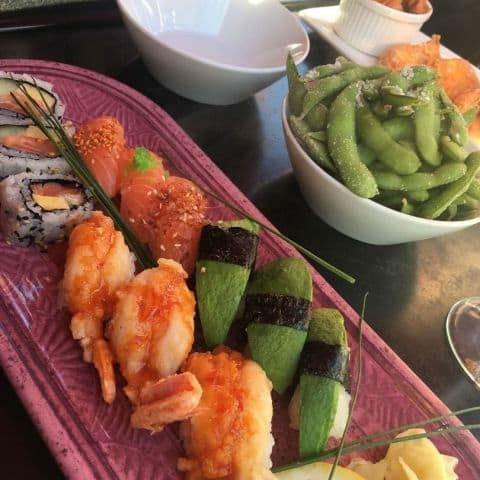 Photo from Raw Sushi & Grill by Ida B.