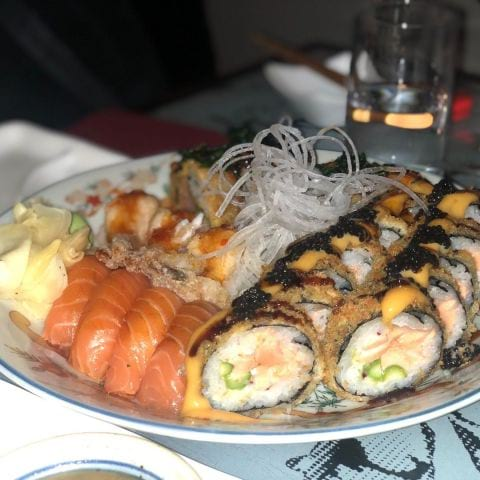 Maki rolls m.m – Photo from Raw Sushi & Grill by Annelie V.