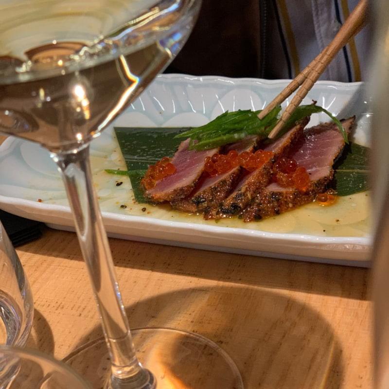 Tonfisk – Bild från Rawbata av Jenny Q.