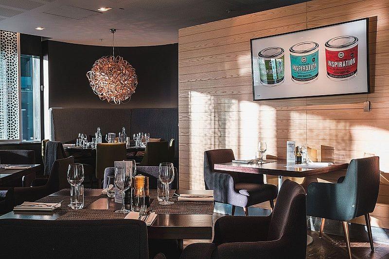 RBG Bar & Grill Radisson Blu Waterfront Hotel