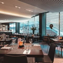 RBG Bar & Grill Radisson Blu Waterfront Hotel