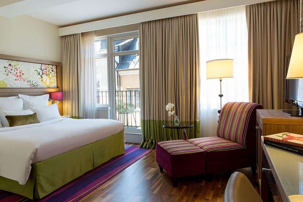 Guiden till malm s b sta hotell hotell thatsup for Designhotel unna