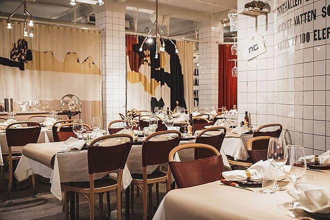 Restaurang AG