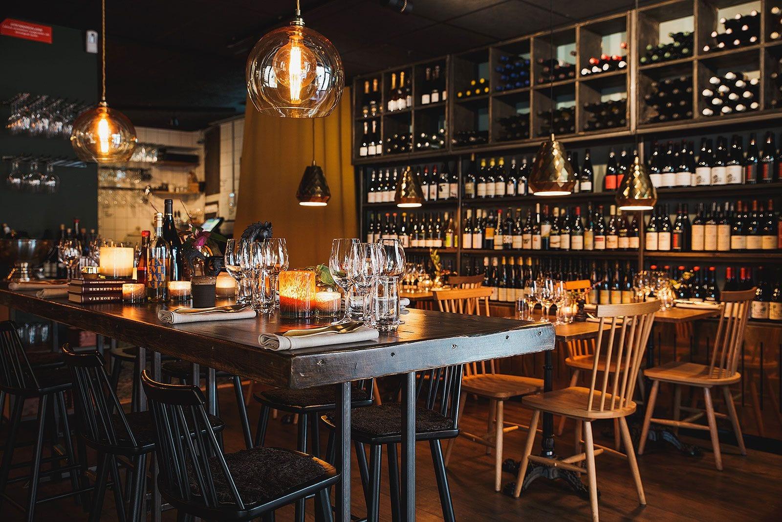 Bästa restaurangerna i göteborg