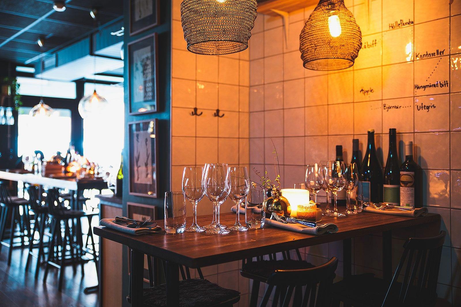 Familjevänlig Restaurang Göteborg