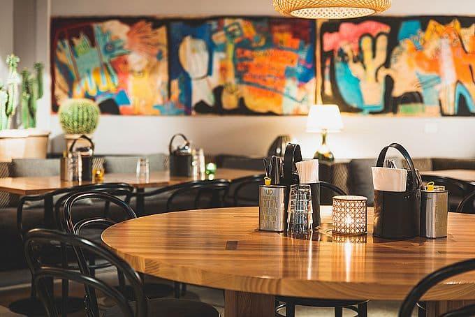 Restaurang Urban Deli Sveavägen