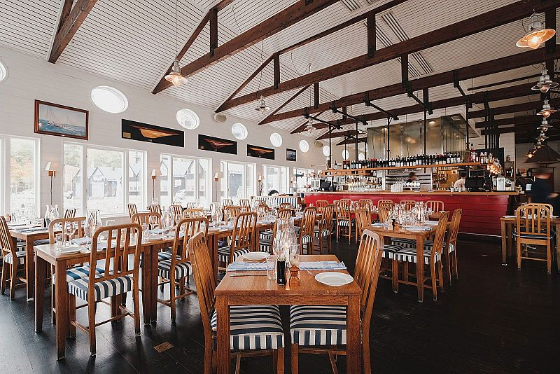 Restaurant J Nacka Strand